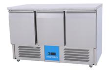 广东侧开式台式冷藏柜