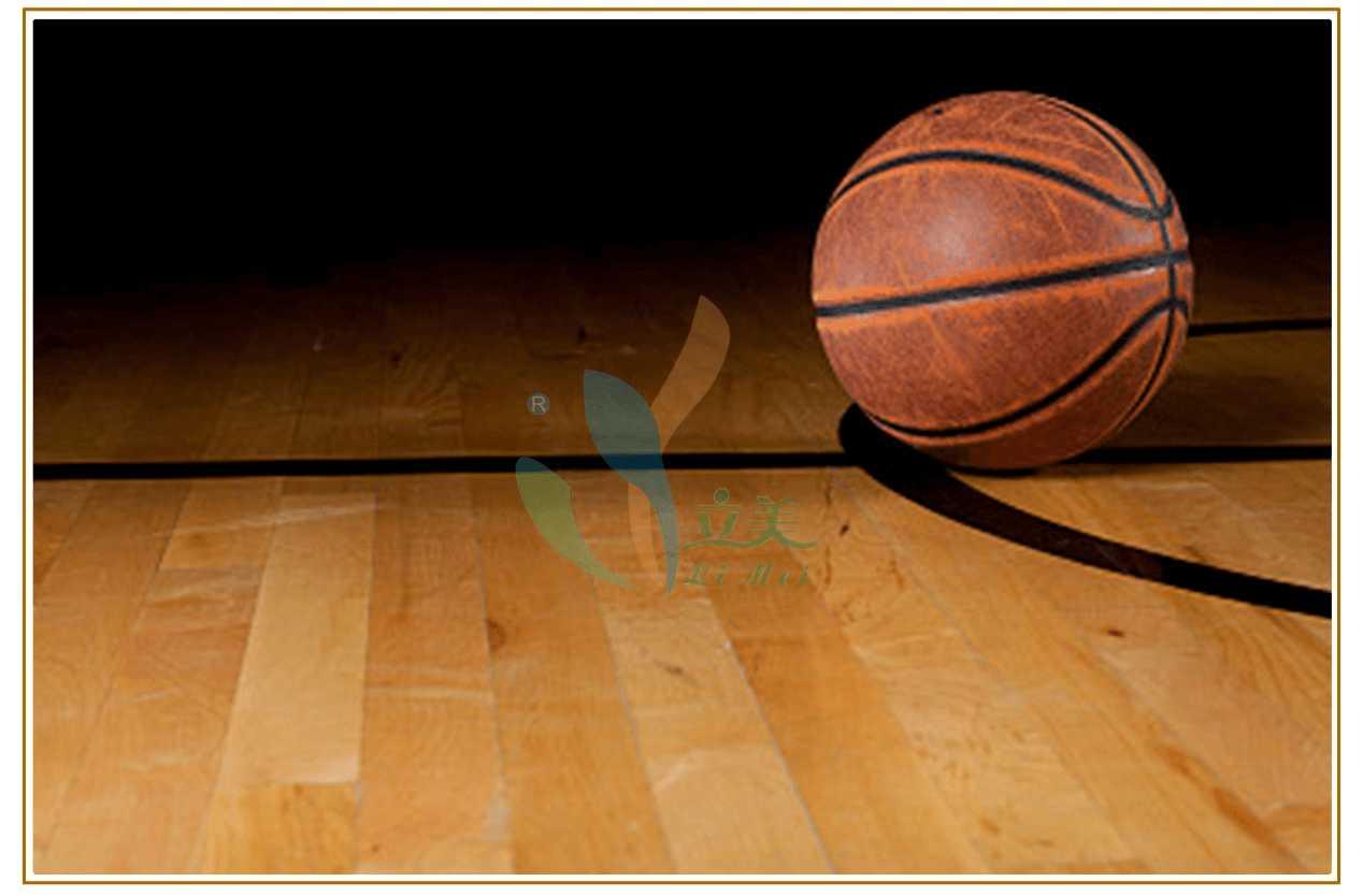 体育馆地板更换