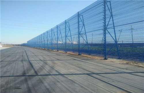 赤峰市设计煤场防风抑尘网生产