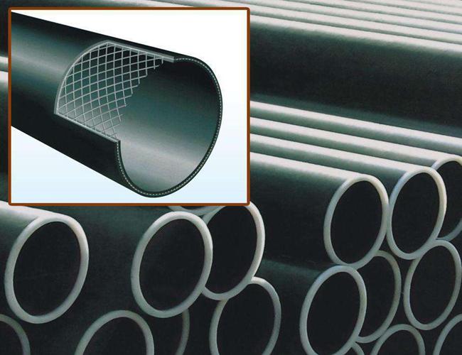 PE鋼絲網骨架復合管生產廠家