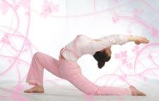 这套瑜伽体式练出你的天鹅颈,瑜伽体式不仅能够燃烧腰部脂肪,还能够有效的