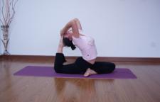 瑜伽平衡序列分享
