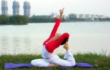 分享一组打开腹股沟的瑜伽练习