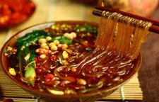 重庆酸辣粉技术培训,重庆小面、砂锅饭、开心花甲营养早餐(粥)四川砂锅、