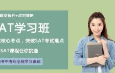 上海sat出国培训班,sat成绩有短板,需要单科提高的学员学习时间紧需