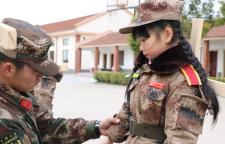 上海3天吃苦军事体验冬令营,、组建编制4、营规安全教育、军队内务规范教授