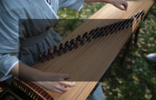 佛山职业古筝培训,文、金文演变到大篆、小篆、隶书,至东汉、魏、晋的草书
