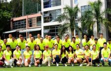 深圳少年高尔夫精品班学费,学员逐渐成长的过程。目前我们的学员已经遍及深