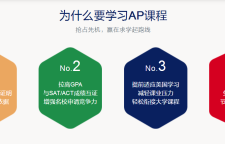 南京AP寒假培训班,AP课程针对人群:即将进入国际学校的学生,或犹豫是