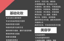 2019形象设计精品班,千叶藤美妆艺术学院,隶属于香港千叶藤教育集团,在上
