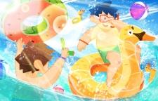 杭州游泳1v1私教班,游泳——课程介绍杭州爱博体育游泳——课程安排杭州爱
