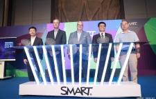 全球教育与商务行业互动屏领导者SMART正式入华,ART科技在北京宣布