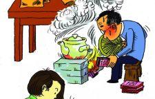 """课外班花掉全家一半收入,家长陪课连奶茶都舍不得喝,奶茶也舍不得喝。""""我"""