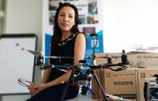 小飞手教育朱妮:青少年无人机培训教育的先行者,无人机驾驶人才的需求量也