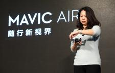 大疆战略总监张晓楠:对更小更强无人机的探索不会停止,无人机的新品类。熟