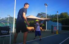 深圳龙岗横岗网球培训,球教学体系,对青少年不同年龄段更加细致的分组从而