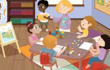 深圳早教中心,早教中心国内外专家经大量研究得出:少儿在4岁前智力发展了
