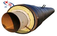 推荐:榆林埋地蒸汽保温管-工地送货