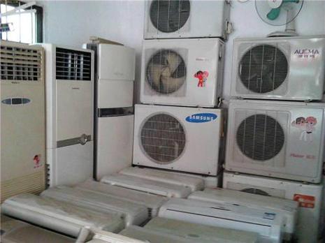 普陀区家用空调回收+二手利用