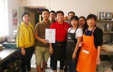 兰考武大郎烧饼培训想开小吃店在那里学手艺,小吃店在那里学手艺po72兰考