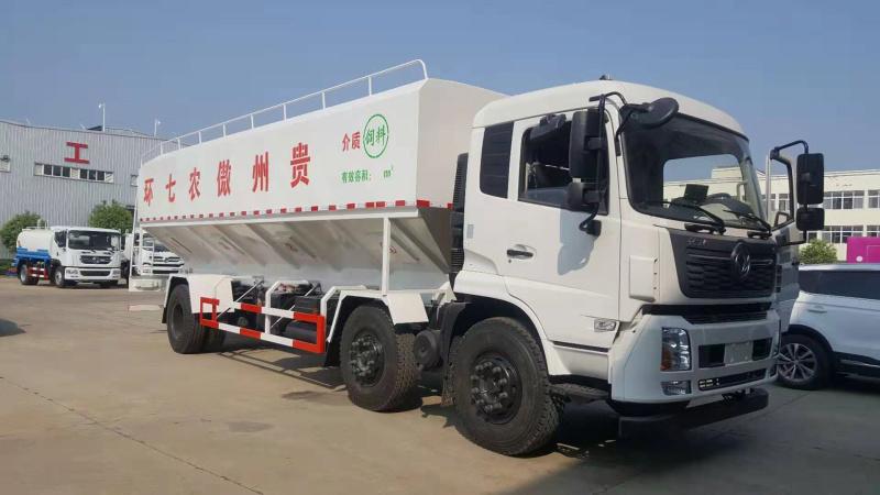 庆阳5吨料罐车定制分期提车