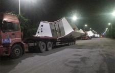 东莞大件设备到三门峡义马物流专线机器运输公司