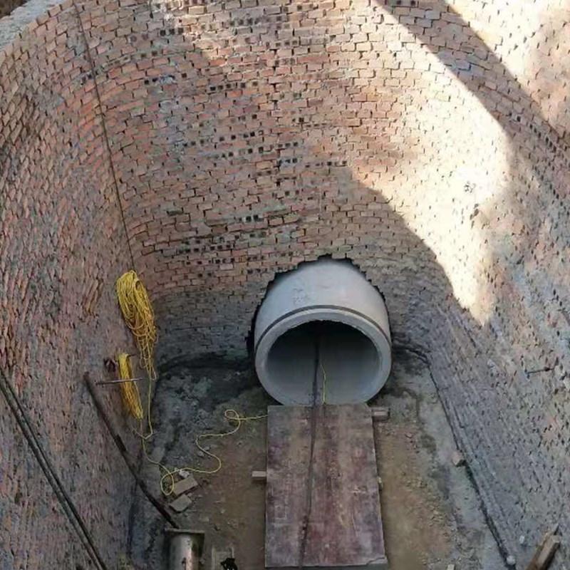 河源紫金1000混凝土管顶管施工报价