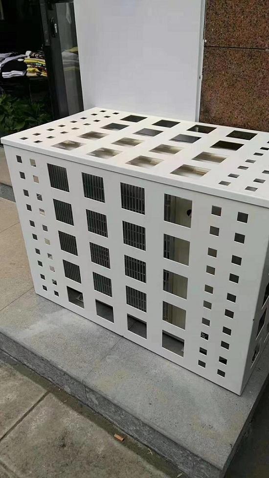 柳北区空调外机罩规格齐全_操作简单