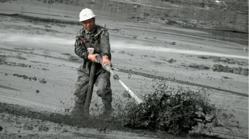 人工河道淤泥治理—(铜陵报价合理、实力强