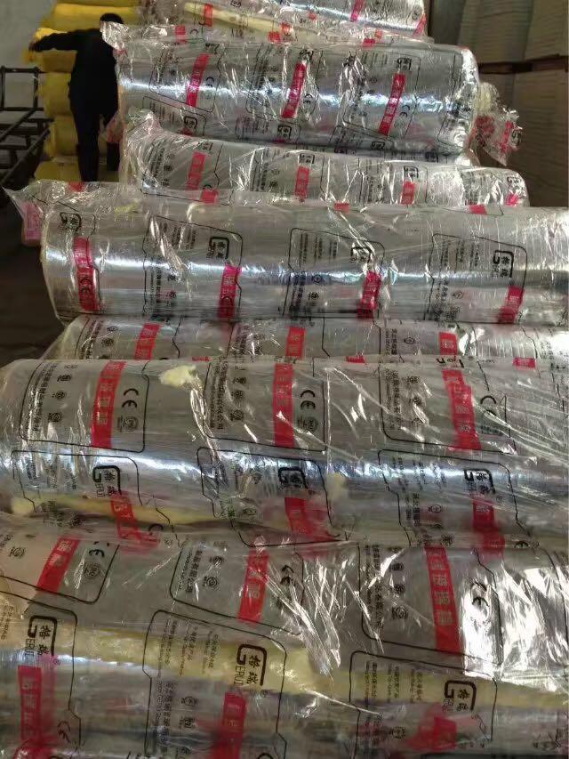 推荐白山市75mm厚玻璃丝棉每吨每立方价格
