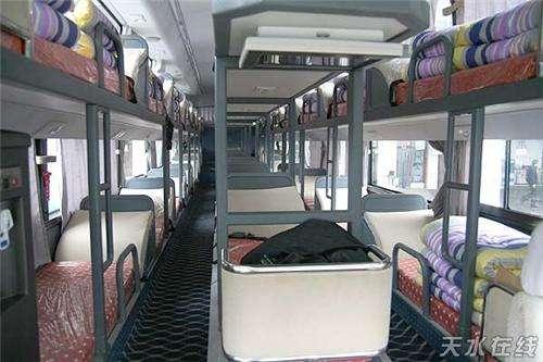 广州发往铜陵长途客车