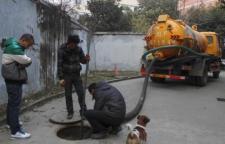 上海市松江区高压清洗管道快速上门