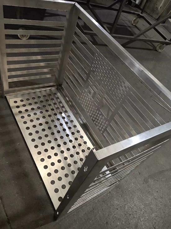 合山空调挡风罩造型