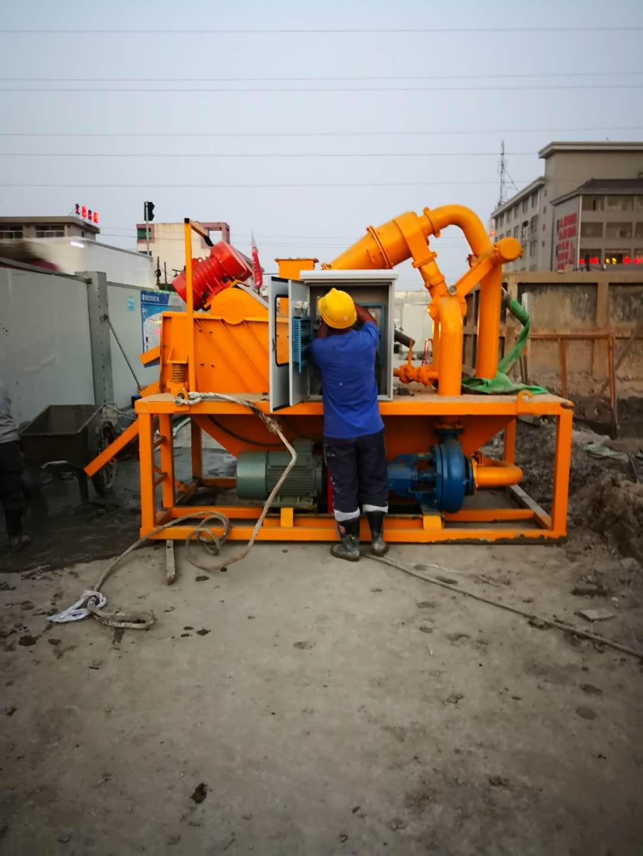 新闻:白山江源泥浆处理机有净化功能吗