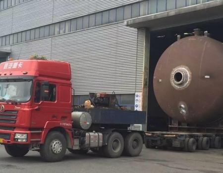 东莞大件设备到韶关浈江物流专线机器运输公司
