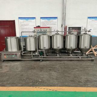 锡林郭勒盟啤酒厂设备价格