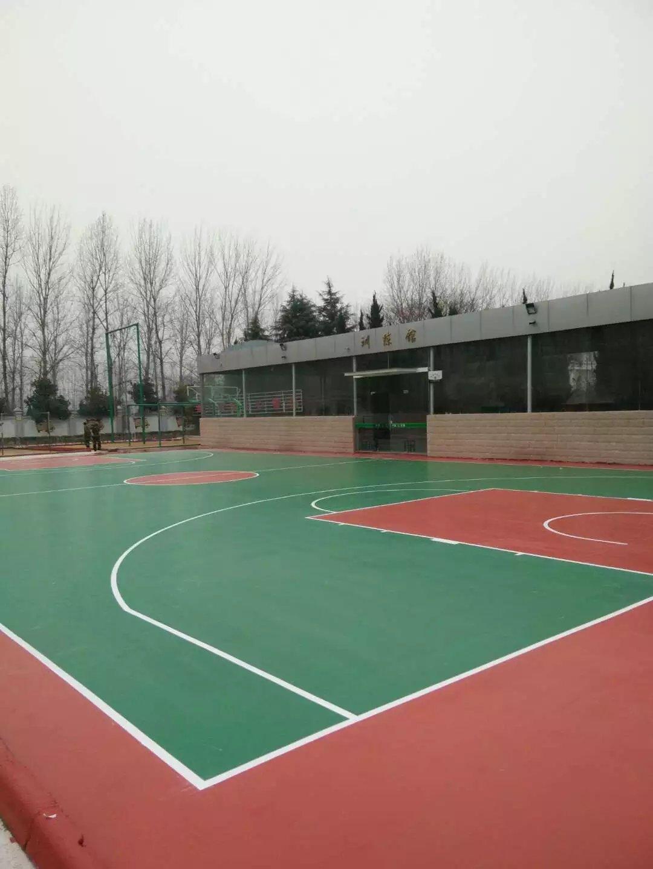 青岛市市南区塑胶篮球场厂家推荐访问