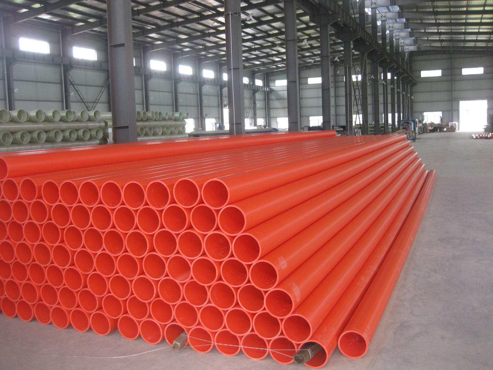 天津市宝坻区MPP拖拉管厂家