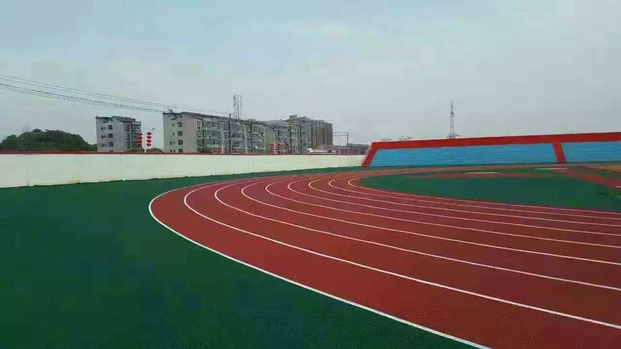 新乡市原阳县塑胶场地多少钱一平方本地推荐