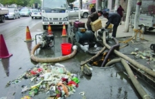 徐州市雨水管道清淤资质齐全快捷环保使水流畅通无阻