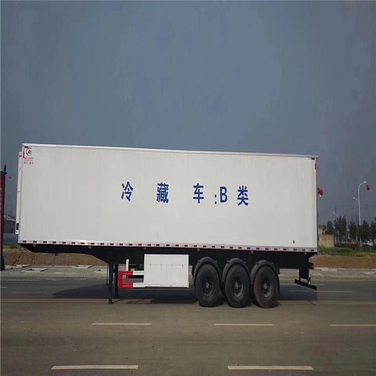 分期标准冷鲜牛羊猪肉排骨冷藏配送车