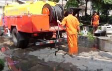 嘉兴南湖区新兴街道雨水管道清淤专业团队