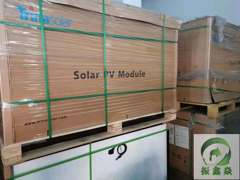 雅安电站拆卸组件回收_报废太阳能组件回收厂家