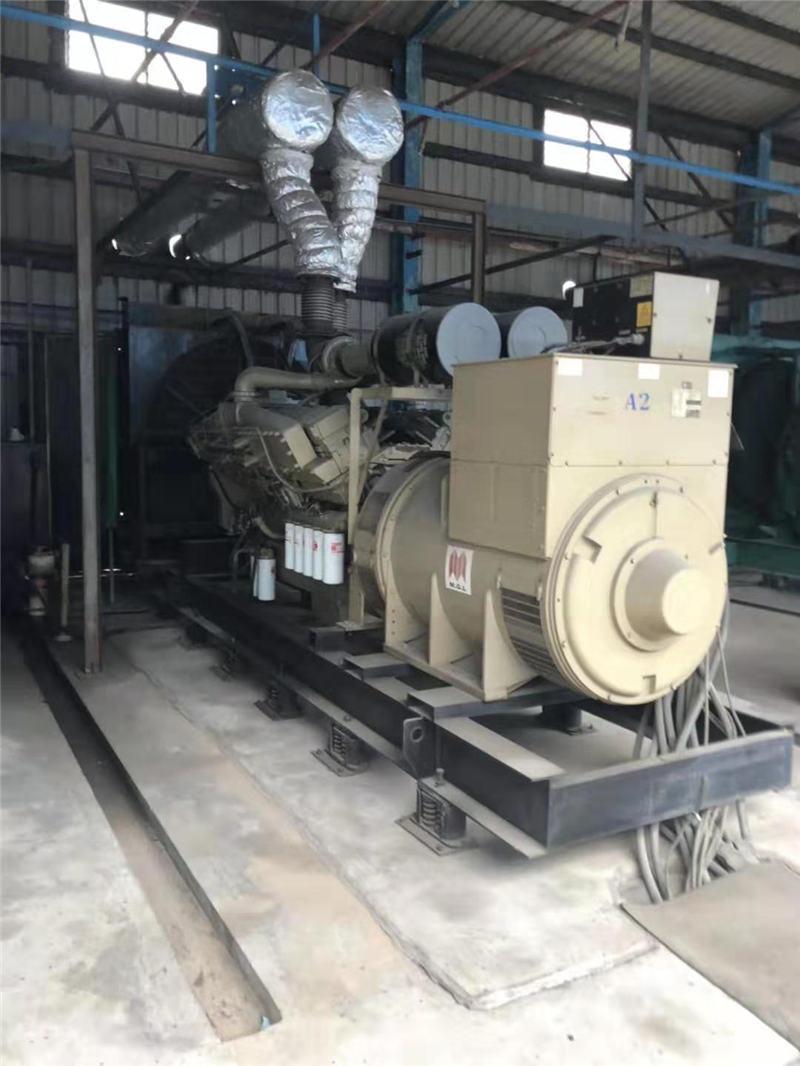 云浮郁南國產發電機回收公司:新聞