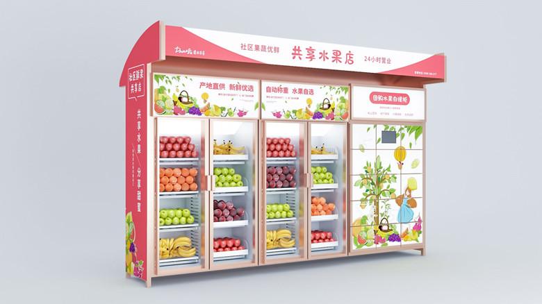 宣城无人水果售货机售货机哪个牌子好