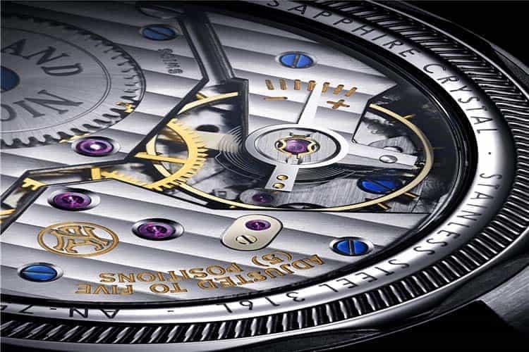 宁波法穆兰维修点手表损坏