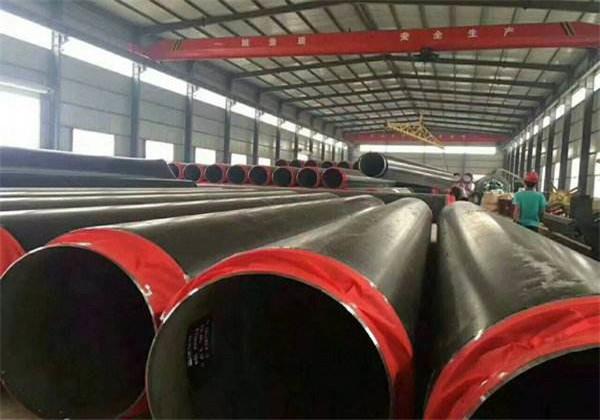 铜川市高温复合钢套钢保温管操作流程