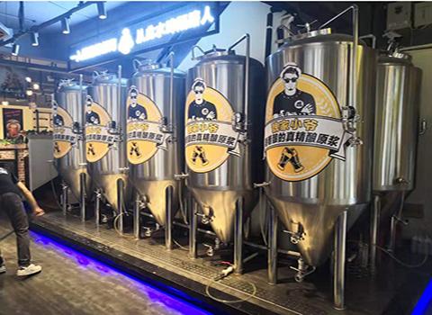 抚顺市啤酒糖化设备价格