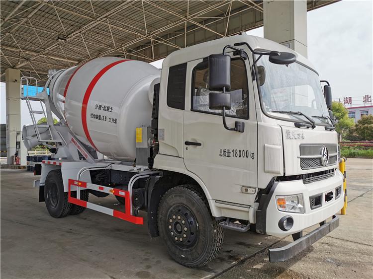 永州市7方水泥罐车哪里价格便宜