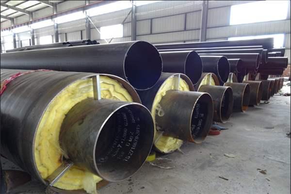 滁州琅琊供暖钢套钢保温管价格是多少